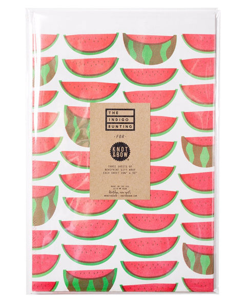 Watermelon Gift Wrap