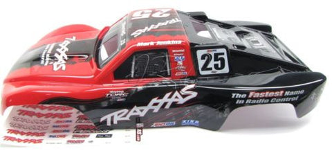 Slayer PRO 4x4 BODY shell, updated Mark Jenkins #25  & Decals Traxxas 59074