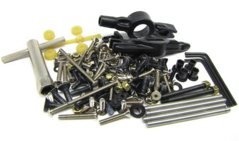 Losi TEN-RALLY X 4wd SCREWS & TOOLS Set (Hardware, Wrench