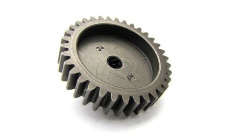 XO-1 HIGH SPEED PINION GEAR - 34 tooth 34t 1m (#6493) Traxxas #6407