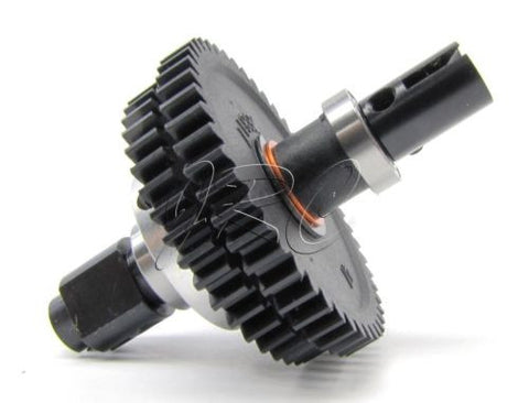 RS4 CENTER DIFFERENTIAL2-speed transmission 47t 43t (HPI nitro 3 evo rtr 112619