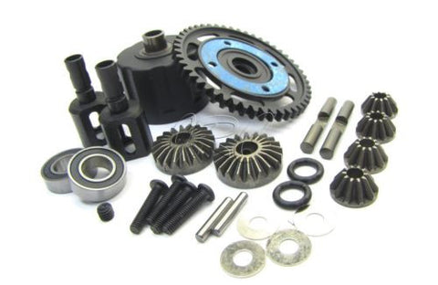 Hot Bodies D817 - CENTER DIFFERENTIAL lightweight 48t d815 HBS204124 Buggy