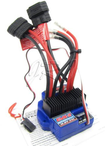 Summit EVX-2 16.8v ESC w/LVD model updated iD Connectors Traxxas 3019R 56076-4