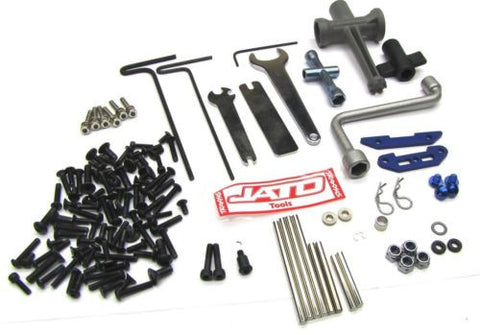 Jato 3.3 SCREWS & TOOLS set (Hardware, Traxxas #5507