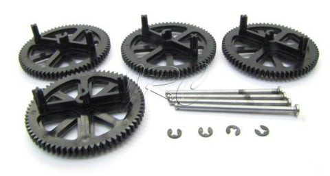 Parrot AR 2.0 Spur Gears & Motor Shafts Genuine AR.Drone2.0 drone