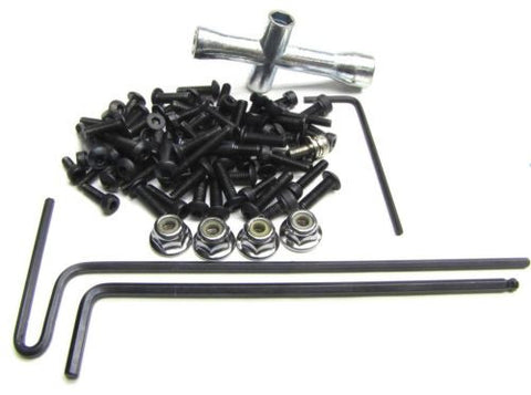 1/16 Summit SCREWS & TOOLS set (SCREWS TOOLS, Traxxas #72076