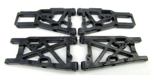 Kyosho Inferno GT2 RTR SUSPENSION A-ARMS (front rear IF122C KYO31816