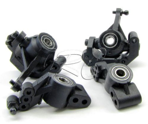 RS4 CARRIER HUBS & bearings  (HPI nitro 3 evo rtr 112619