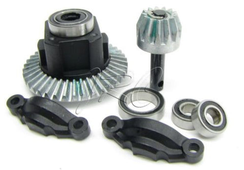 Axial YETI - Rear DIFFERENTIAL (Diff AXA30392 Bevel Gear set Wraith AXI90026