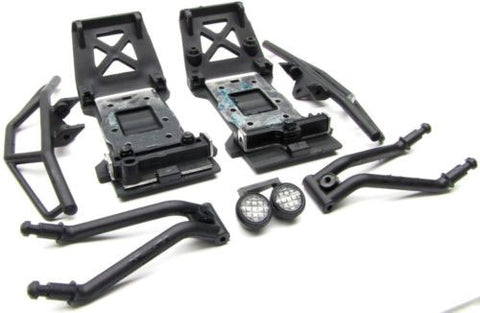 Savage Mini XS SKID PLATES & BUMPERS 105298 (Flux) 115125