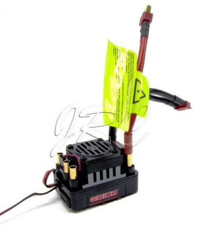 Electric GT2 VE TEAM ORION R8 Brushless ESC (2S-4S LiPo Kyosho Inferno KYO30936B