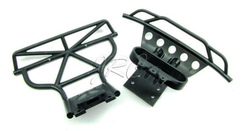 Nitro Slash BUMPERS (front rear 5835) Traxxas 44056-3