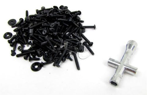 Axial Poison Spyder Wraith SCREW SET screws tools hardware nuts wrench AXI90031