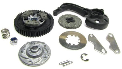 Jato 3.3 BRAKE & SPUR SET (54t, slipper, pads, 3956, 5592, 5556)  Traxxas #5507