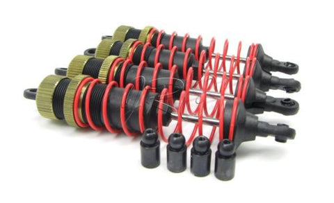 Mad Force Kruiser 2.0 SHOCKS, set of 4 (Factory Assembled MT113B nitro kyosho VE KYO30888b