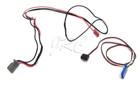 XO-1 SENSOR WIRES, Temp & RPM wires TQi Telemetry Traxxas 6521 6520 64077-3