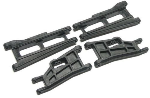 RUSTLER VXL SUSPENSION A-ARMS, 3655 3631 Traxxas 37076-3