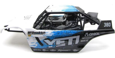 Axial YETI - BODY Shell (cover & Roll Cage, rock racer 1/10 4wd AXI90026
