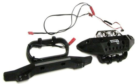 Summit LIGHTS & BUMPERS 5634 (wires, Front/Rear, Traxxas #5607 1/10