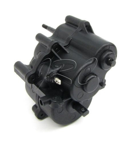Summit TRANSMISSION, Heavy-Duty High-Low tranny gearbox Traxxas 56076-4