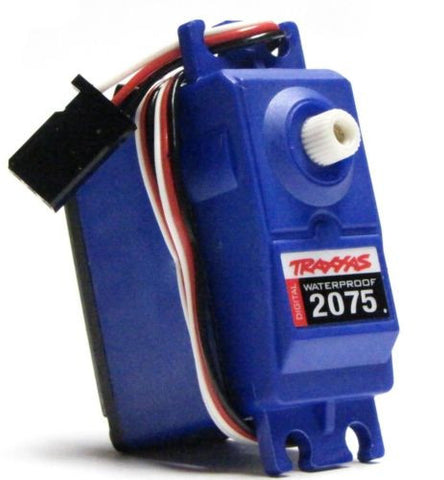 1/10 BRUSHLESS E-REVO 2.0 VXL 2075 Steering SERVO Traxxas Slash E-maxx 86086-4