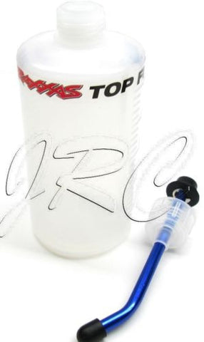 Nitro Slash FUEL BOTTLE (5001) 4-tec Jato Revo T-maxx TRX Traxxas 44056-3