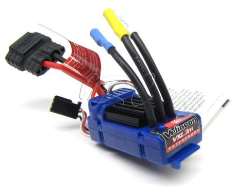 1/16 E-revo Velineon VXL-3m (ESC Updated iD Connector 3375 summit Traxxas 71076-3