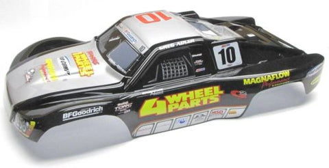 Slayer PRO 4x4 BODY shell, Greg Adler #10 Traxxas 59074