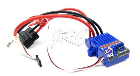 Skully/Craniac ESC XL-5 waterproof LVD 3018R Slash Traxxas Monster Jam 36064-1