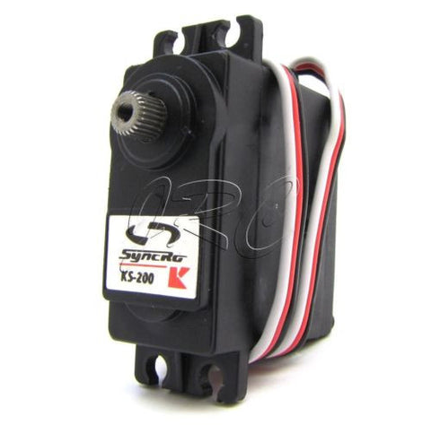 Electric GT2 VE KS-200 SERVO, High-torque, KYO30936B, Kyosho Inferno Race Spec