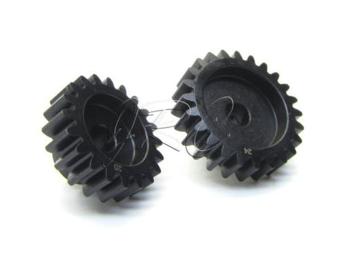 Electric Losi XXL-2 PINION GEARS (20t 24t 1.0m 5mm shaft LOS242003) LOS04004