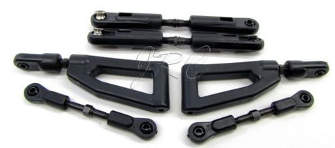 Electric GT2 VE TIE ROD & Turnbuckle Set * KYO30936B, Kyosho Inferno