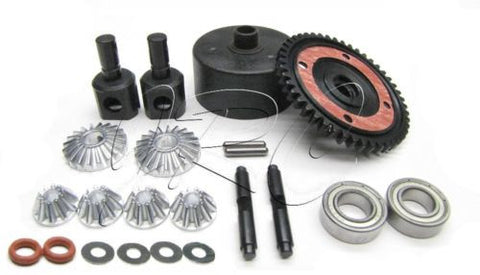 Kyosho Inferno MP9 TKI3 CENTER DIFFERENTIAL IF416 (Gearbox) TKI2 KYO31788B