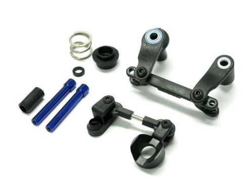 T-Maxx 3.3 STEERING SET 4945 (bellcrank, post servo saver 4907 Traxxas