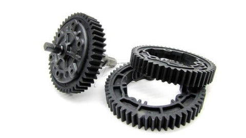 XO-1 SPUR GEAR, slipper clutch center cush drive M1 54t 50t 46t Traxxas 64077-3
