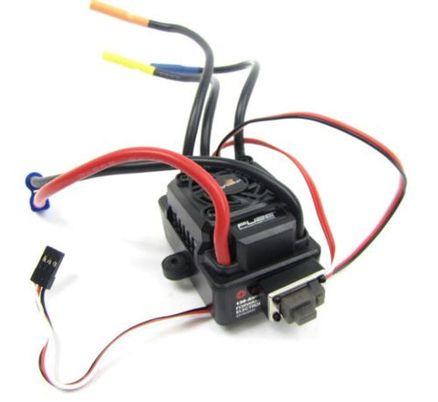 Losi TEN-RALLY X 4wd ESC (Dynamite FUZE Brushless Speed Control 130a