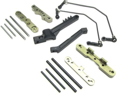 VORZA HP SUSPENSION SET 67510 67391 (HINGE PINS, Sway Bars, Braces ) HPI #101850