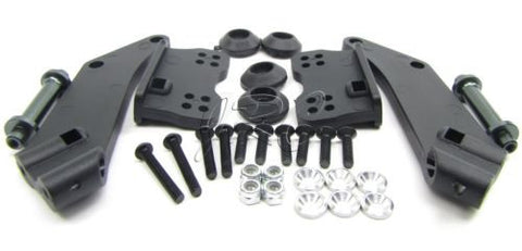 ECO MBX7r WING MOUNT Set / STAY (#E2402 E0405) MBX7rE M-Spec MUGE2016 Mugen