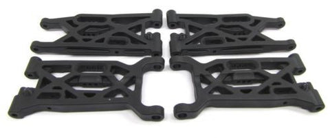 Losi TEN-RALLY X 4wd SUSPENSION A-ARMS (Ten-T scte, Front Rear B2021 B2023