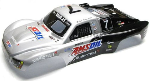 Slayer PRO 4x4 BODY shell, Scott Douglas #7 Traxxas 59074