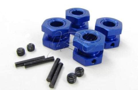 Kyosho Inferno GT2 RTR 17mm HEX HUB & NUTS blue KYO31816
