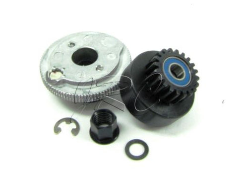 Nitro Slash CLUTCH & Flywheel set 20t (6542 4146 4120) 3.3 Traxxas 44056-3