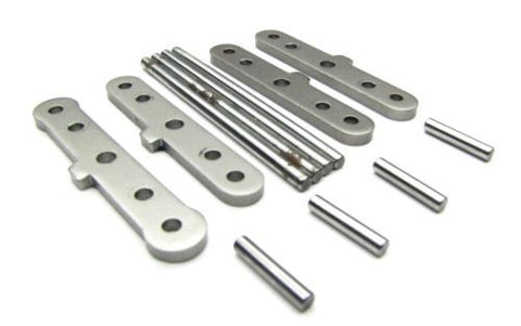 Savage Mini XS HINGE PINS Shafts & Arm Braces 105675 (suspension, shafts, FLUX) 115125