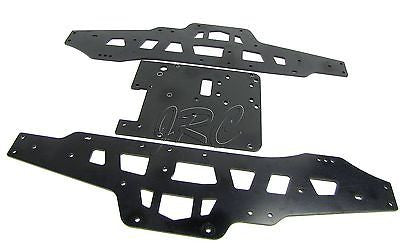 Nitro Mad Force Kruiser CHASSIS side plates & motor mount FO-XX kyosho KYO31229B
