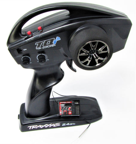 ** Traxxas 2ch 2.4ghz Radio Set (Bluetooth enabled transmitter 6528 & TSM Receiver 6533, XO-1 E-revo Brushless E-maxx Rustler Bandit Stampede 1/16 1/10 44056-3