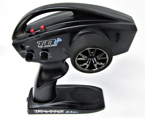 ** 2ch Bluetooth enabled TQI Radio TRANSMITTER ONLY Slash E-revo Stampede X-Maxx 55077-3