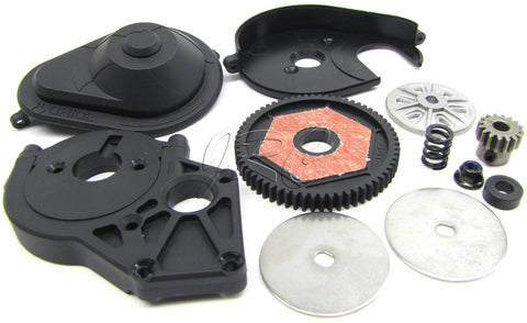Axial Yeti SCORE SPUR gear & Slipper Clutch (AX31065 AX31107 trophy 64t AX90050