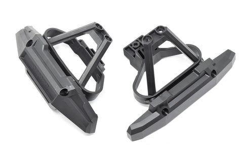 1/10 MAXX BUMPERS (Front & Rear, Includes Mounts Traxxas 89076-4