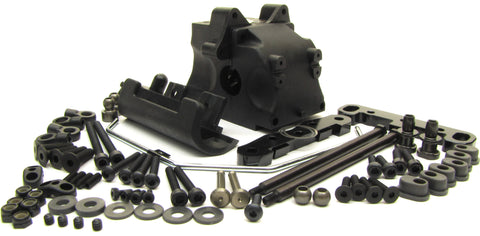 Hot Bodies D817 - FRONT SUSPENSION (arm mount sway hinge  HBS204124 new Buggy