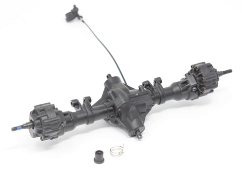 TRX-6x6 Mercedes-Benz - Intermediate PORTAL AXLE & Housing, Diff Traxxas 88096-4